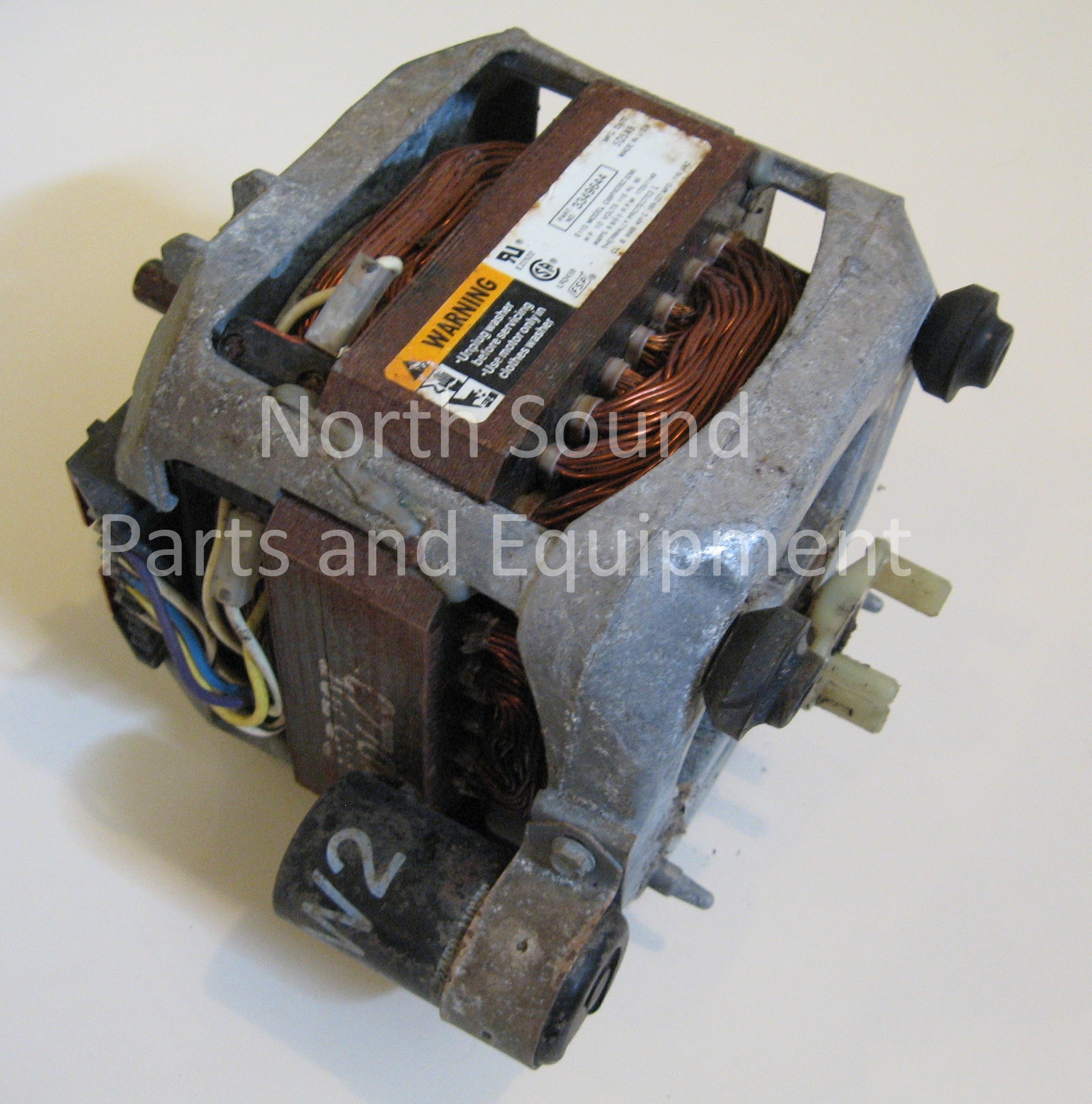 Kenmore whirlpool washer drive motor 3349644 389248 for Whirlpool washer motor price
