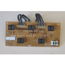 LG Microwave Power Control Board - 6871W1N010A (NSPE)