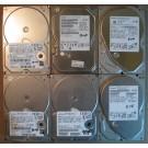 Hitachi 500GB Lot of 6