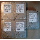 1TB HDD Lot of 5 Hitachi 0534
