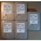 1TB HDD Lot of 5 Hitachi 0550