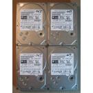 1TB HDD Lot of 4 Hitachi 0572