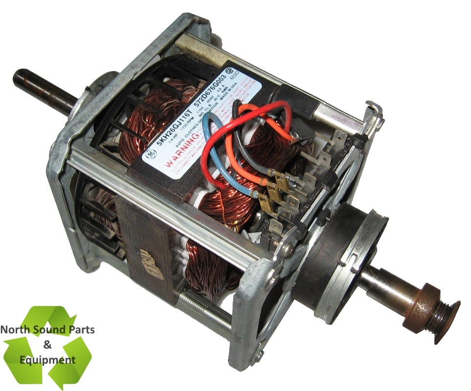 Ge dryer motor