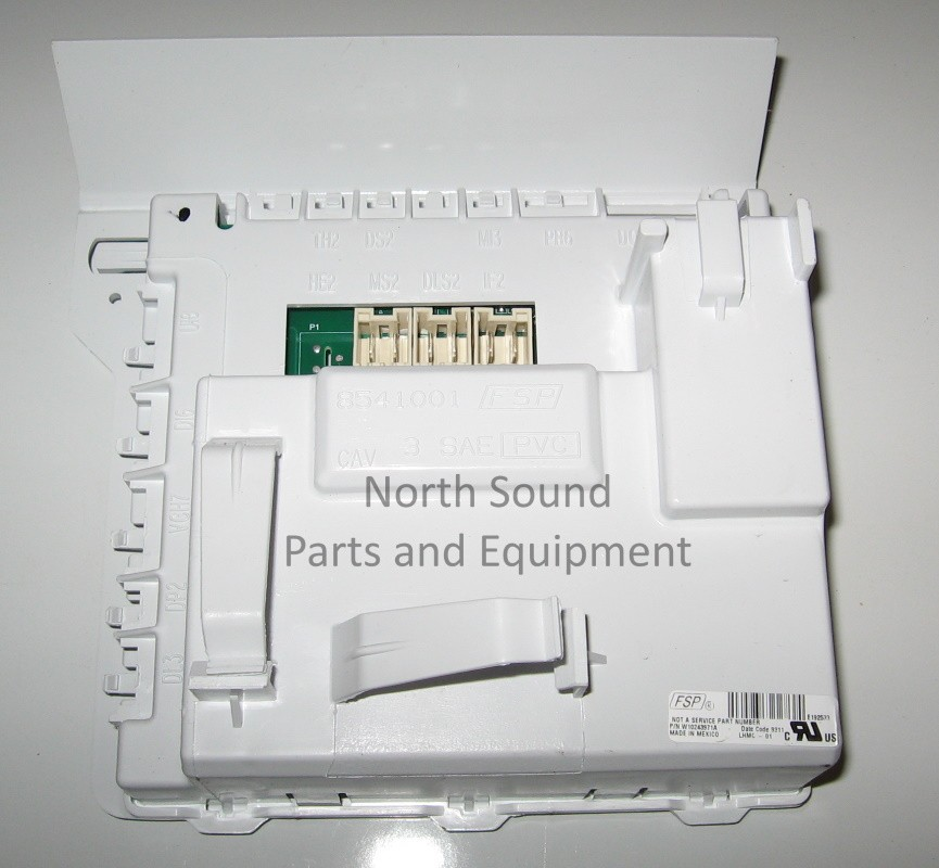 Whirlpool Washer Control Board-Front