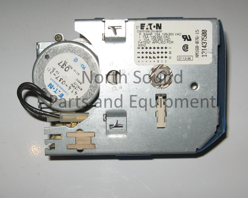 Kenmore Washer Timer-Front