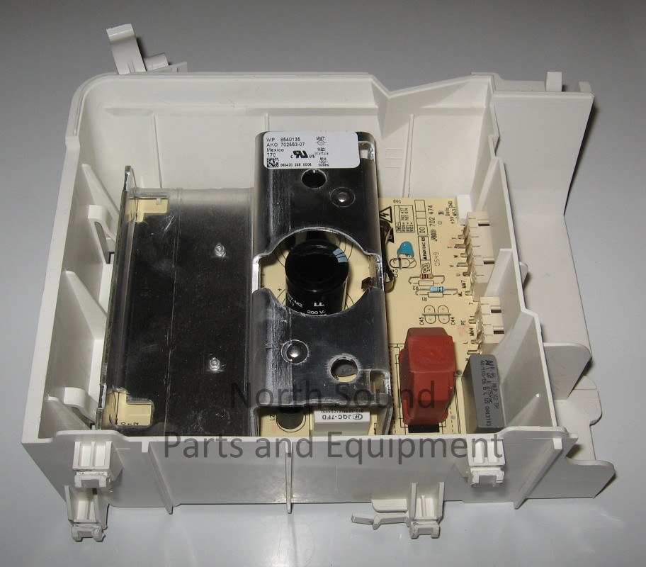 Whirlpool Kenmore Washer Motor Control Board-Front