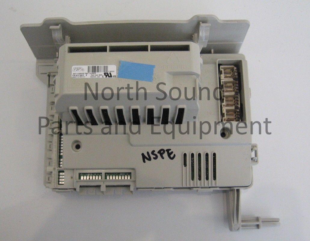 Maytag Washer Control Board, Front