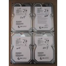 750GB HDD Lot of 4 Seagate 0474