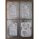 750GB HDD Lot of 4 Seagate 0790